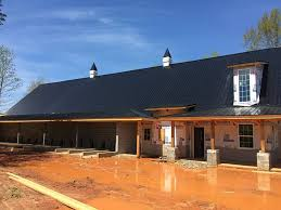 Commercial Roofing Project in Spartanburg